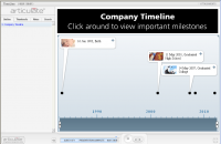 Timeline in Course